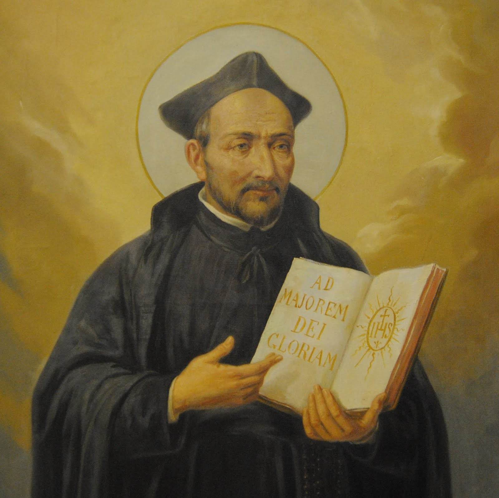 Early Life of St. Ignatius