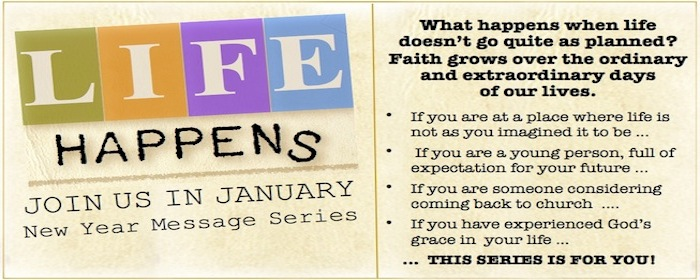January 2017 Message Series