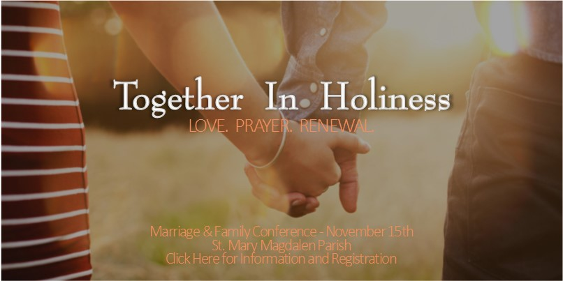 Together in Holiness image
