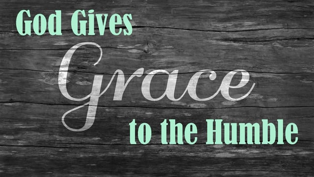 Message Series: Humility